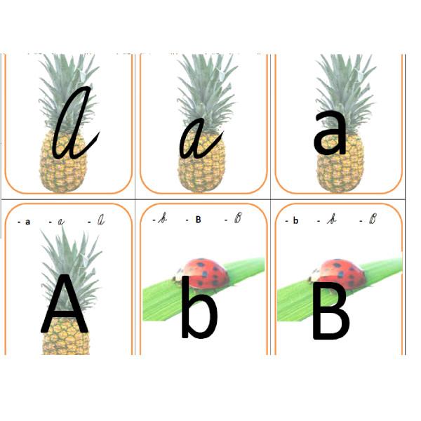 Kvarteto tvary písmen